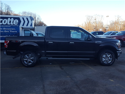 2018 F-150 SuperCrew Cab 4x4, Pickup #R7332 - photo 5