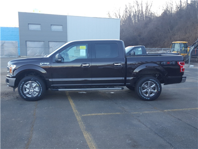 2018 F-150 SuperCrew Cab 4x4, Pickup #R7332 - photo 7