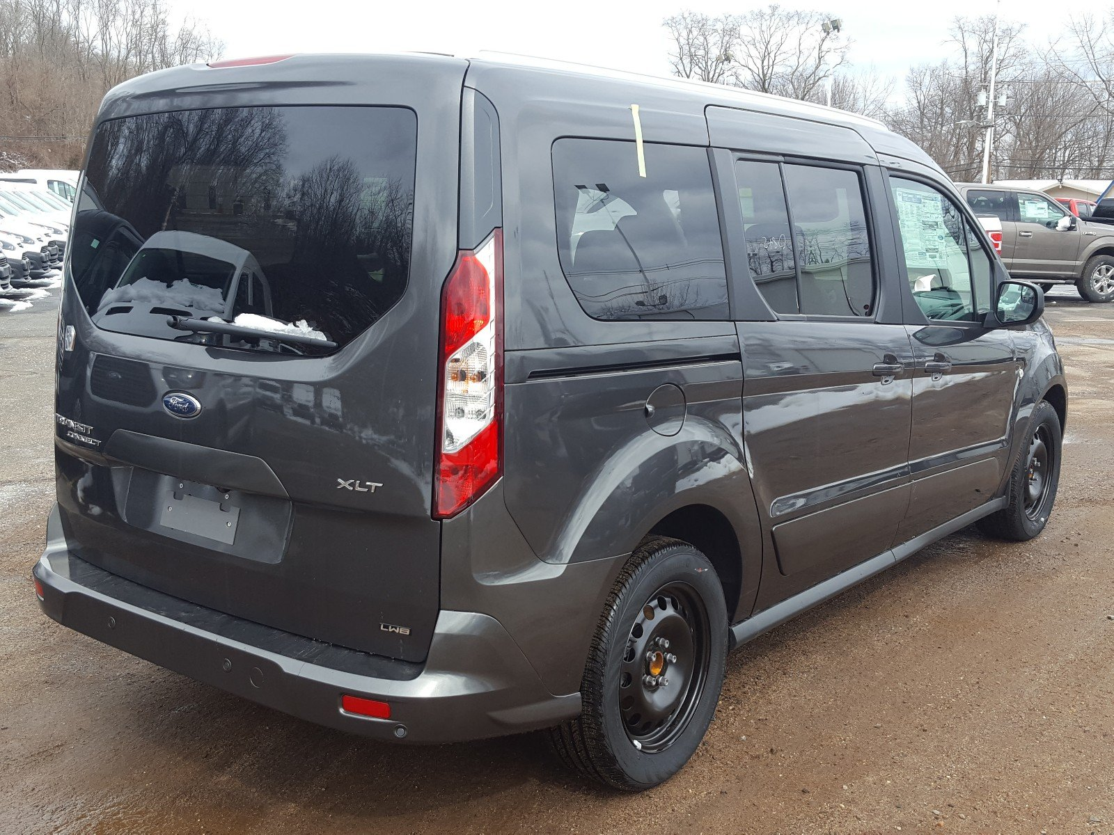 2018 Transit Connect, Passenger Wagon #R7345 - photo 6