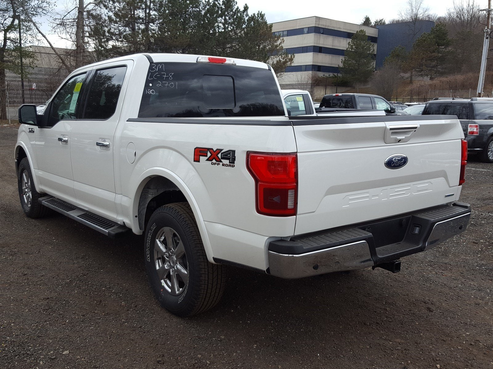 2018 F-150 SuperCrew Cab 4x4, Pickup #R7398 - photo 5