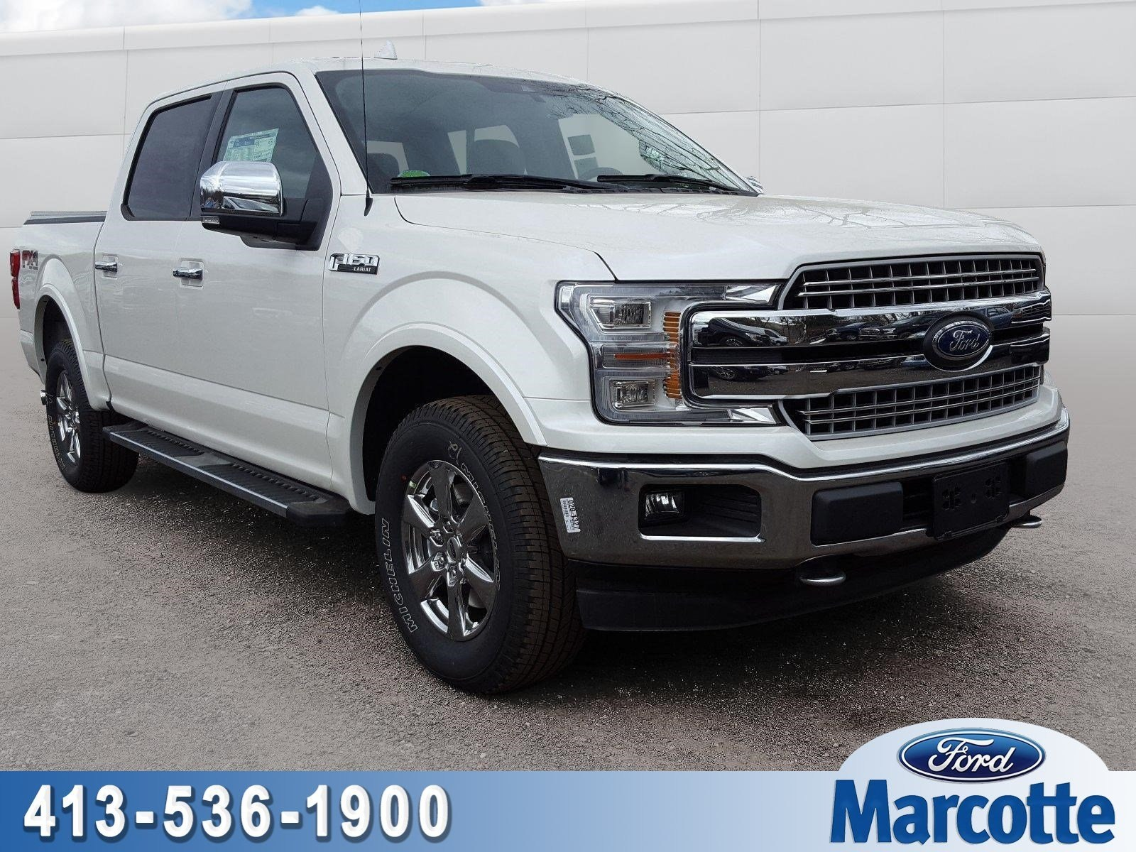 2018 F-150 SuperCrew Cab 4x4,  Pickup #R7398 - photo 1