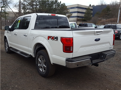 2018 F-150 SuperCrew Cab 4x4,  Pickup #R7398 - photo 4
