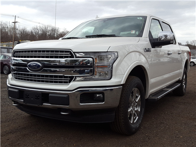2018 F-150 SuperCrew Cab 4x4,  Pickup #R7398 - photo 6