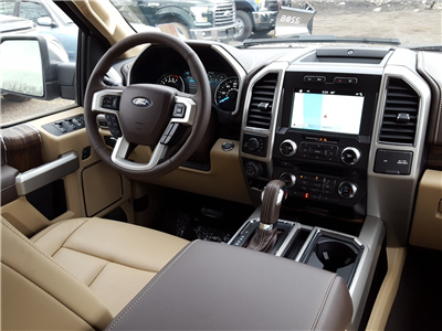 2018 F-150 SuperCrew Cab 4x4,  Pickup #R7398 - photo 14