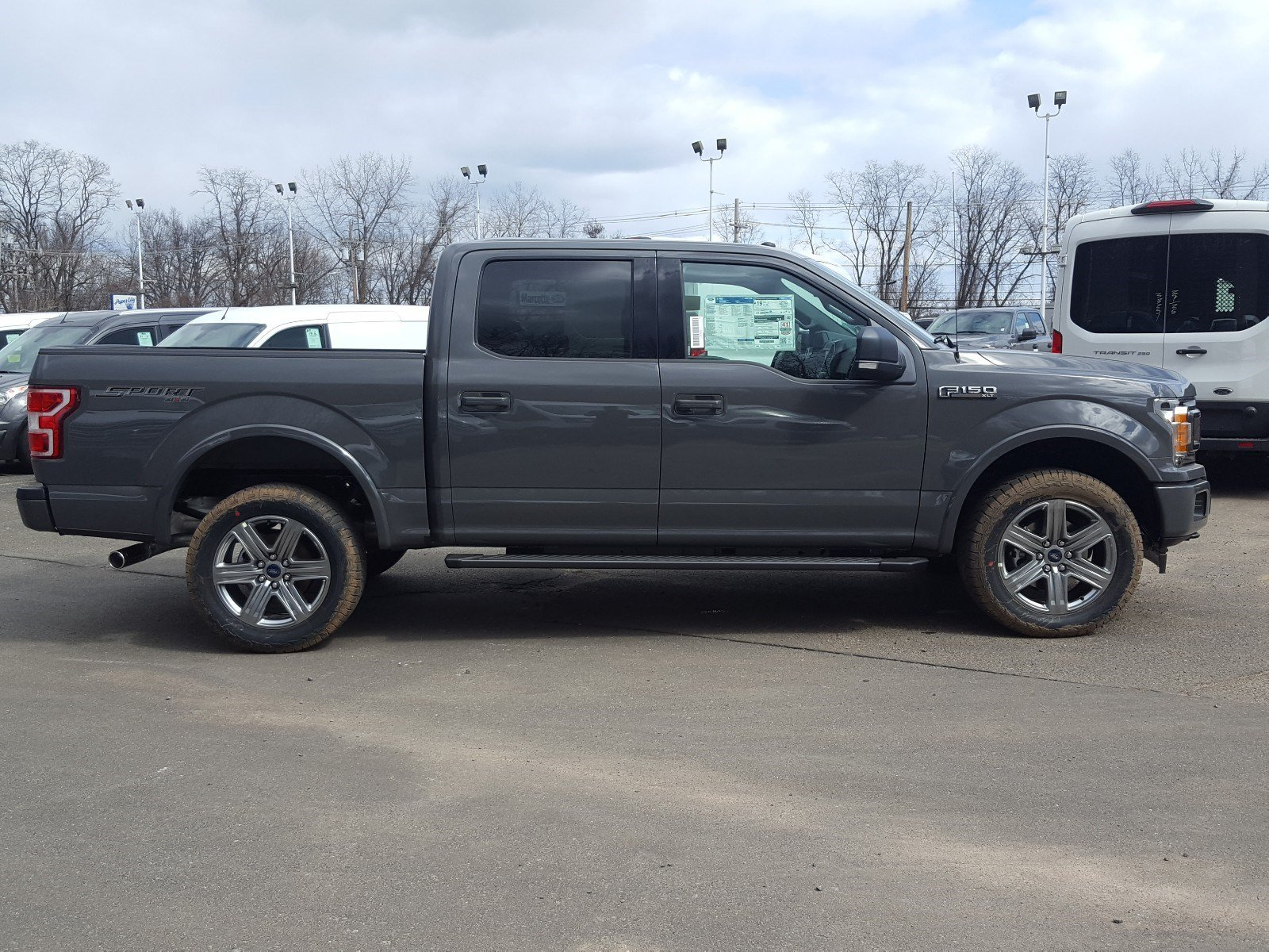 2018 F-150 SuperCrew Cab 4x4, Pickup #R7410 - photo 2