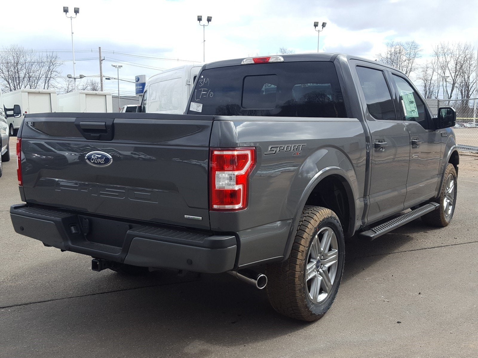 2018 F-150 SuperCrew Cab 4x4, Pickup #R7410 - photo 3