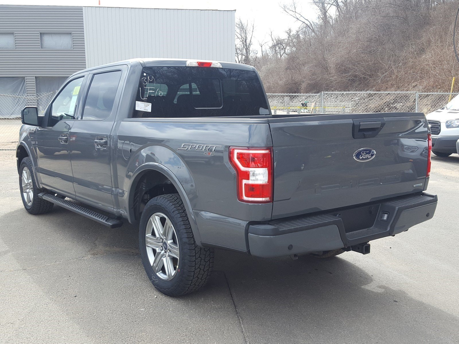 2018 F-150 SuperCrew Cab 4x4, Pickup #R7410 - photo 5