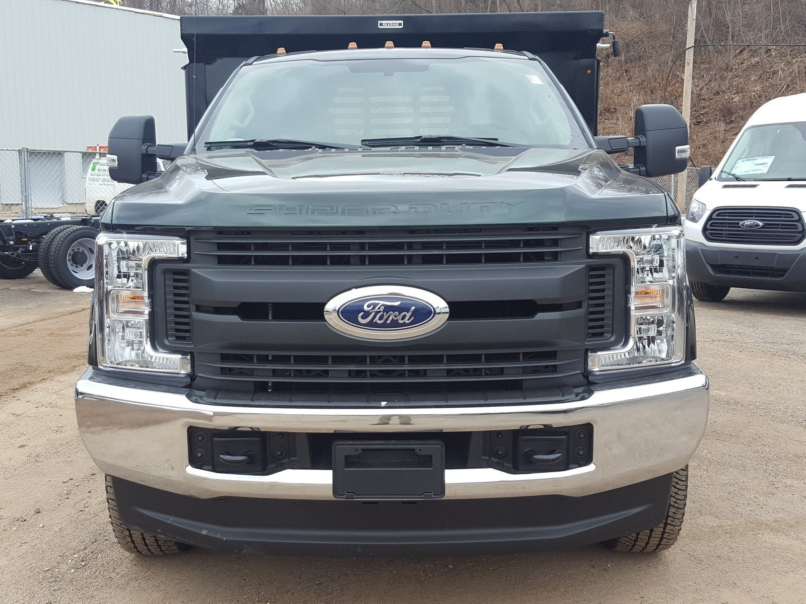 2018 F-350 Regular Cab DRW 4x4,  Reading Dump Body #R7412 - photo 7