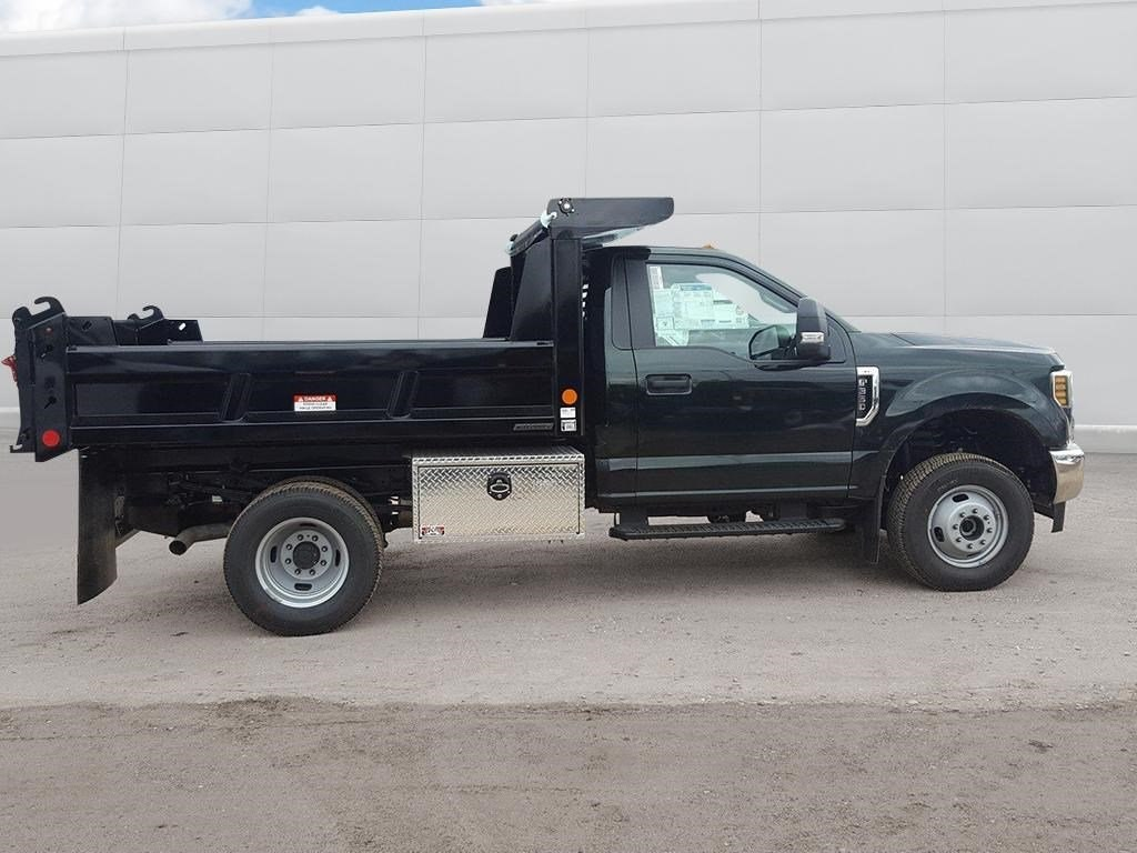 2018 F-350 Regular Cab DRW 4x4,  Reading Dump Body #R7412 - photo 15