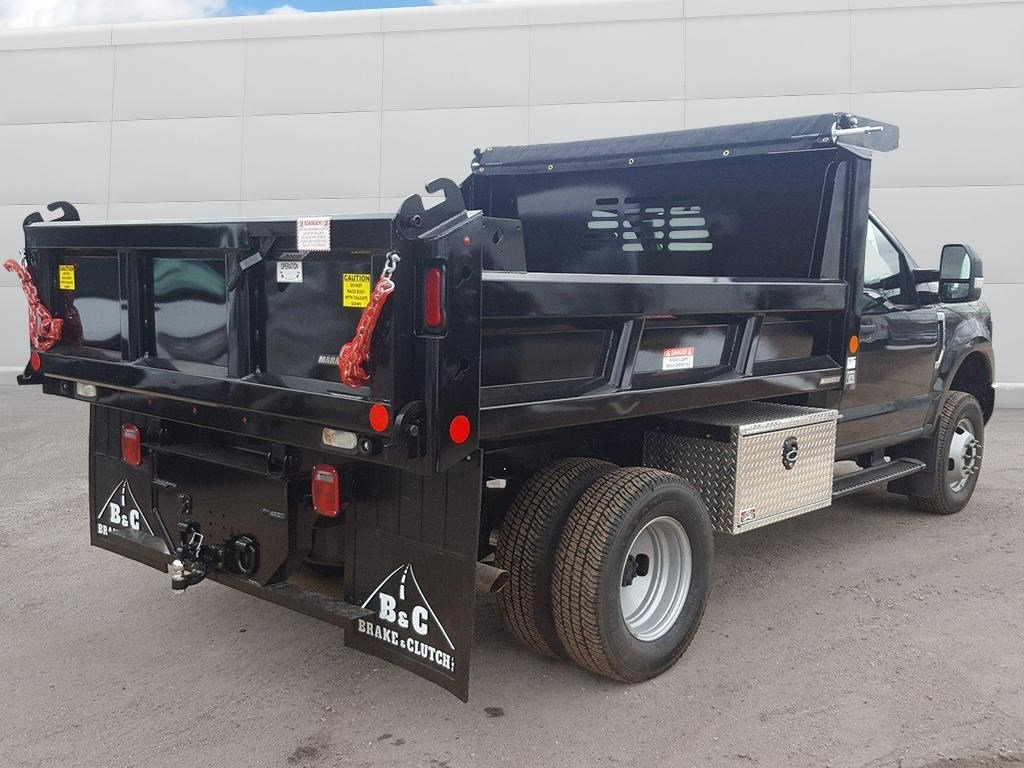 2018 F-350 Regular Cab DRW 4x4,  Reading Dump Body #R7412 - photo 2