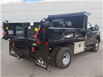 2018 F-350 Regular Cab DRW 4x4,  Reading Dump Body #R7412 - photo 1