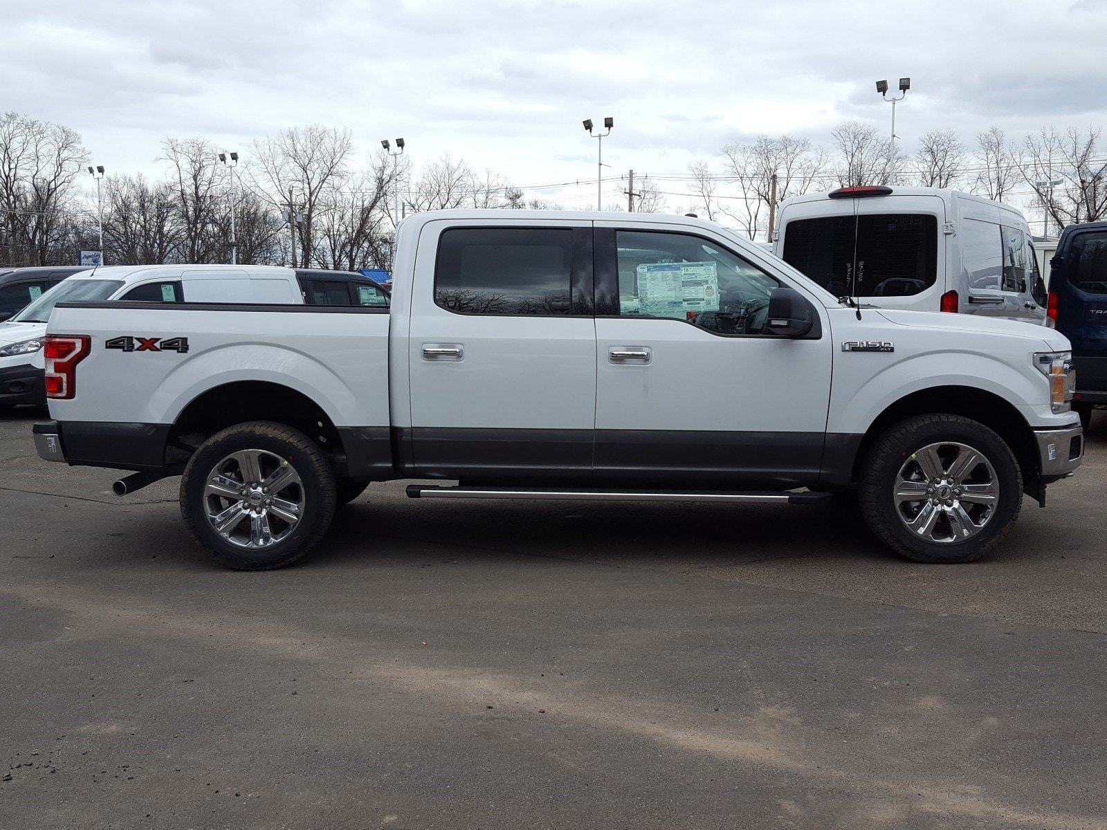 2018 F-150 SuperCrew Cab 4x4, Pickup #R7415 - photo 3