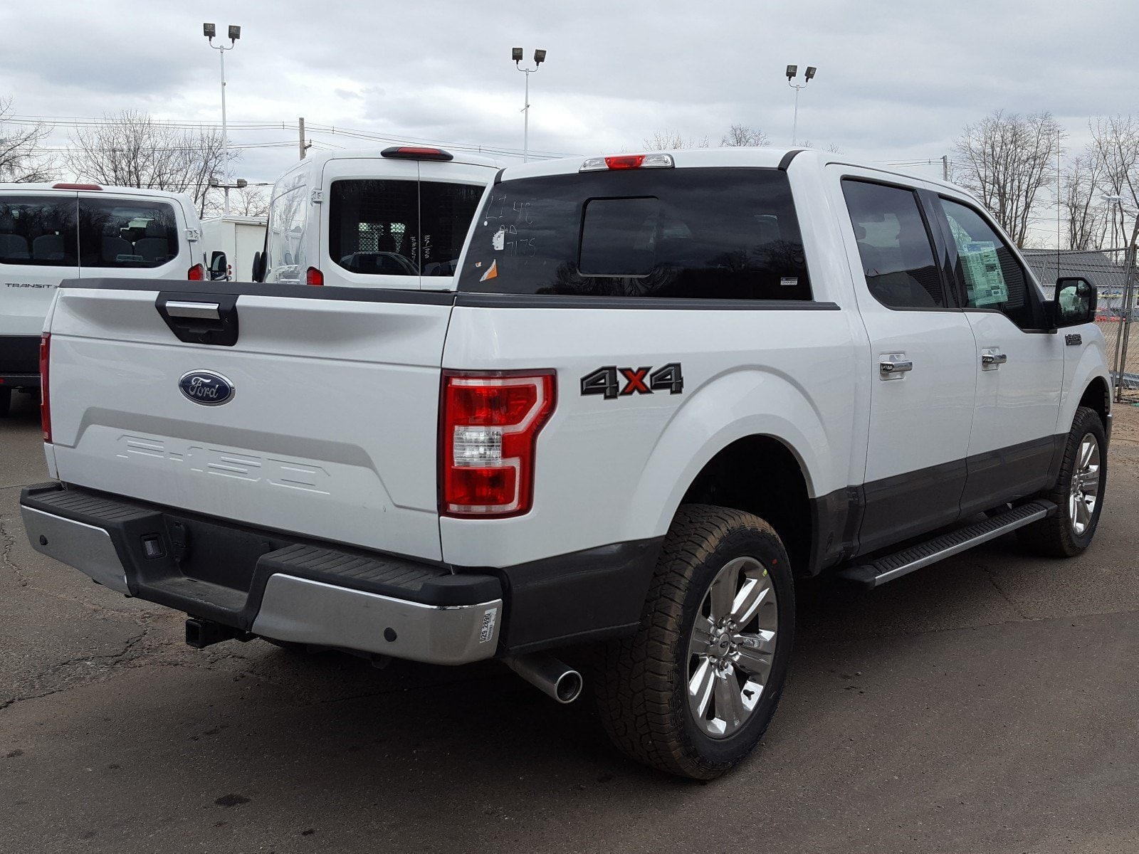2018 F-150 SuperCrew Cab 4x4, Pickup #R7415 - photo 2