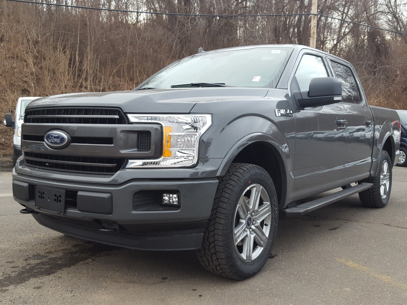 2018 F-150 SuperCrew Cab 4x4, Pickup #R7452 - photo 6