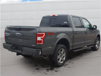 2018 F-150 SuperCrew Cab 4x4, Pickup #R7452 - photo 2
