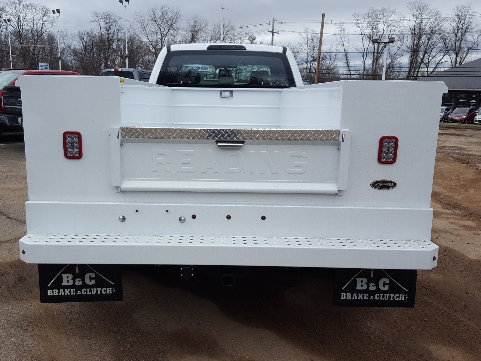 2018 F-350 Super Cab DRW 4x4,  Reading Service Body #R7508 - photo 3