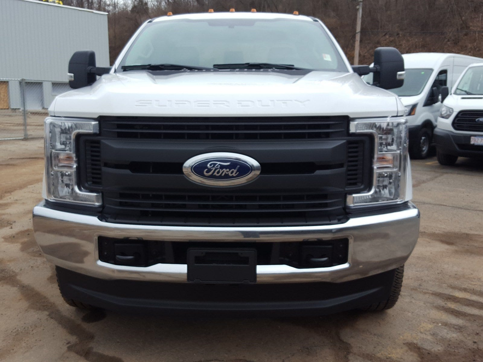 2018 F-350 Super Cab DRW 4x4,  Reading Service Body #R7508 - photo 7