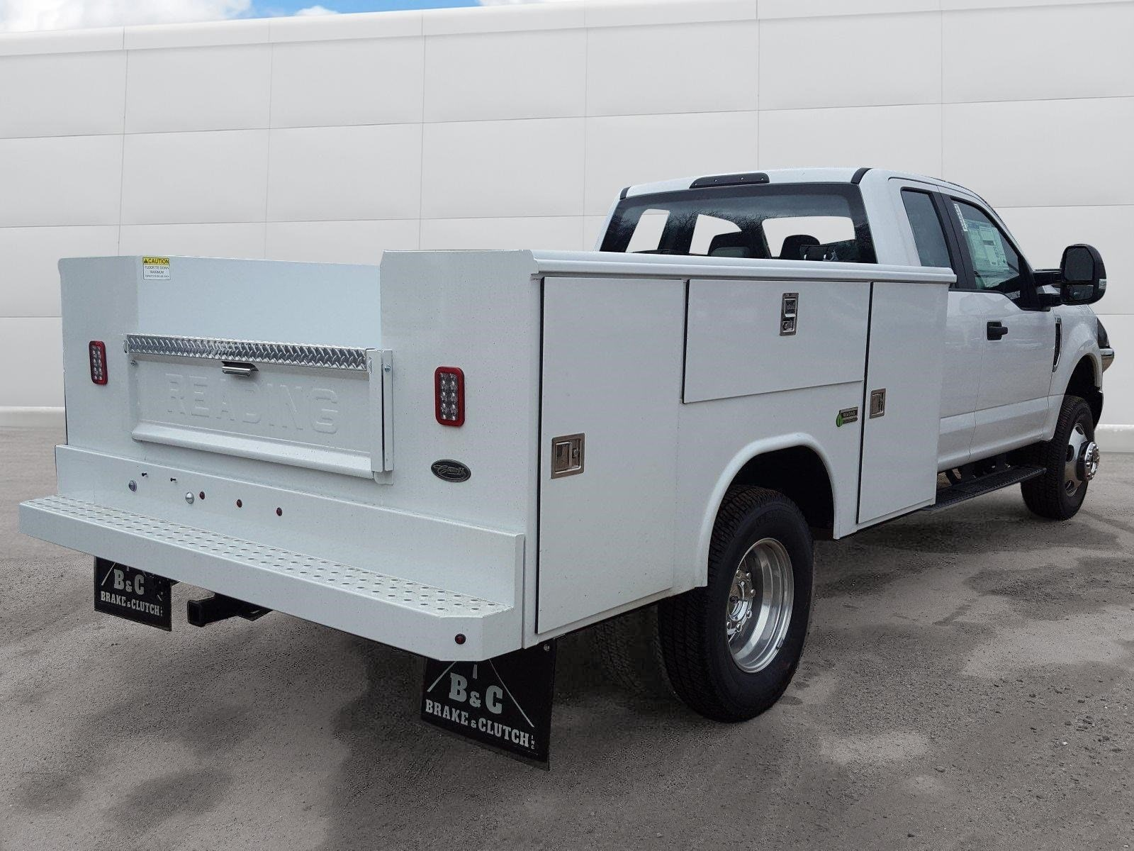 2018 F-350 Super Cab DRW 4x4,  Reading Service Body #R7508 - photo 2