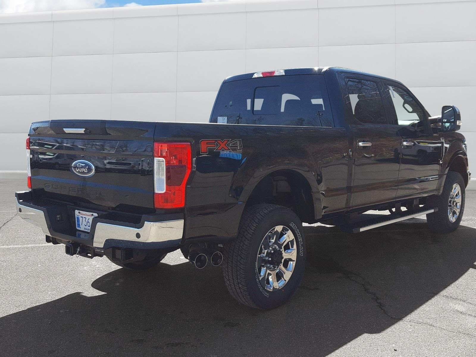 2018 F-350 Crew Cab 4x4,  Pickup #R7526 - photo 2