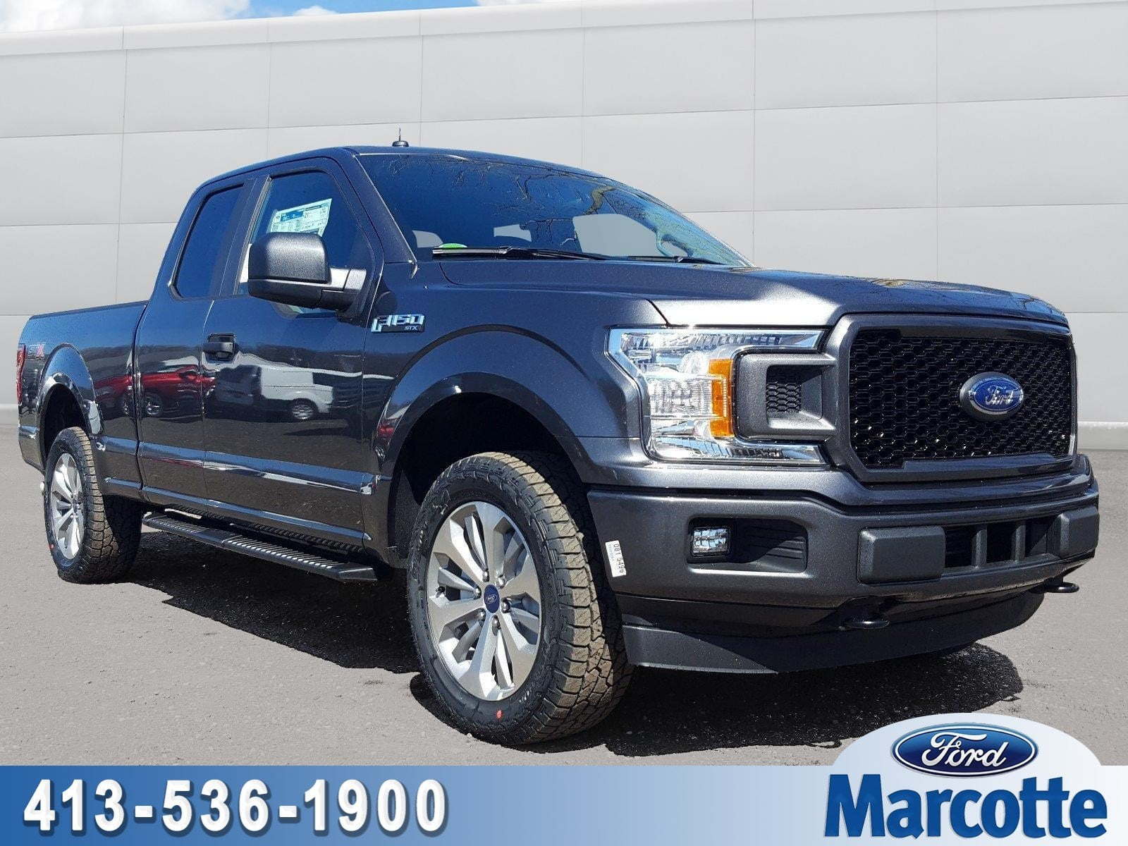 2018 F-150 Super Cab 4x4,  Pickup #R7532 - photo 1