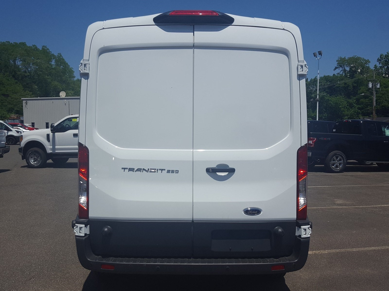 2018 Transit 250 Med Roof 4x2,  Thermo King Services Inc Refrigerated Body #R7545 - photo 3