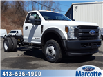2018 F-450 Regular Cab DRW 4x4, Cab Chassis #R7548 - photo 1