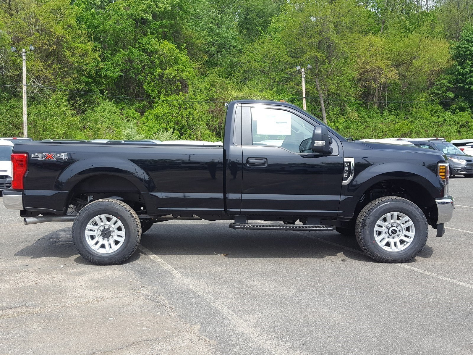 2018 F-350 Regular Cab 4x4,  Pickup #R7573 - photo 4