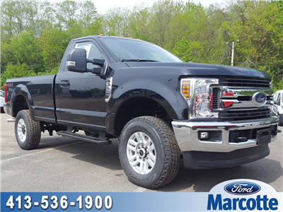2018 F-350 Regular Cab 4x4,  Pickup #R7573 - photo 1