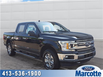 2018 F-150 SuperCrew Cab 4x4,  Pickup #R7577 - photo 1