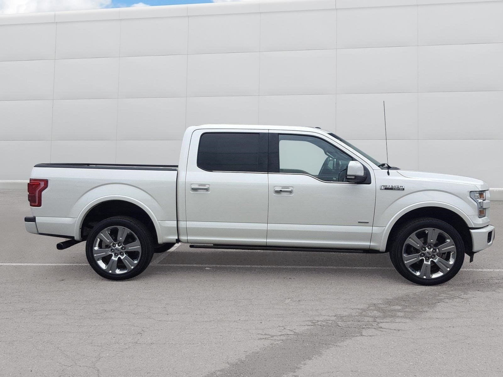 2016 F-150 SuperCrew Cab 4x4,  Pickup #R7583A - photo 3