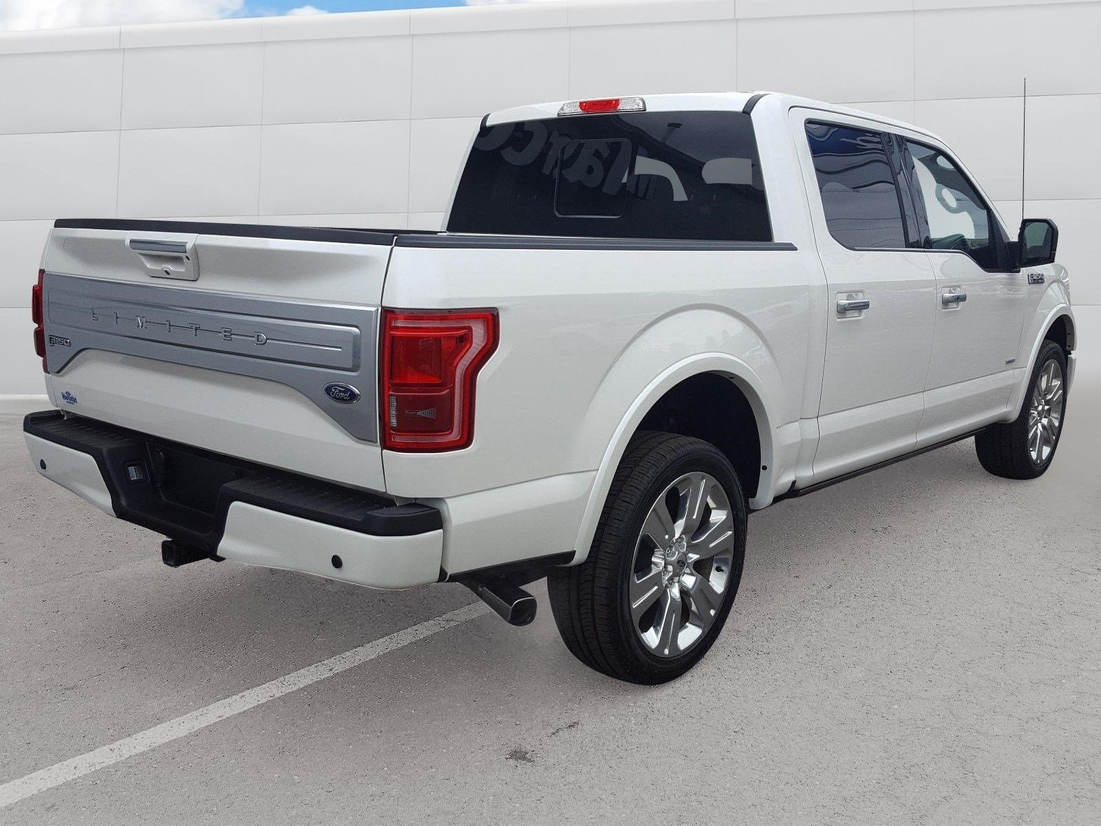 2016 F-150 SuperCrew Cab 4x4,  Pickup #R7583A - photo 2