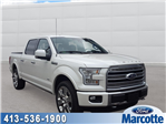 2016 F-150 SuperCrew Cab 4x4,  Pickup #R7583A - photo 1