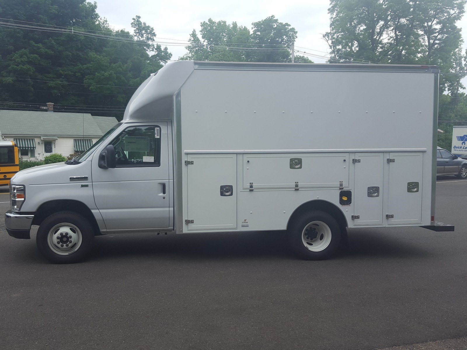 2018 E-350 4x2,  Supreme Service Utility Van #R7615 - photo 6