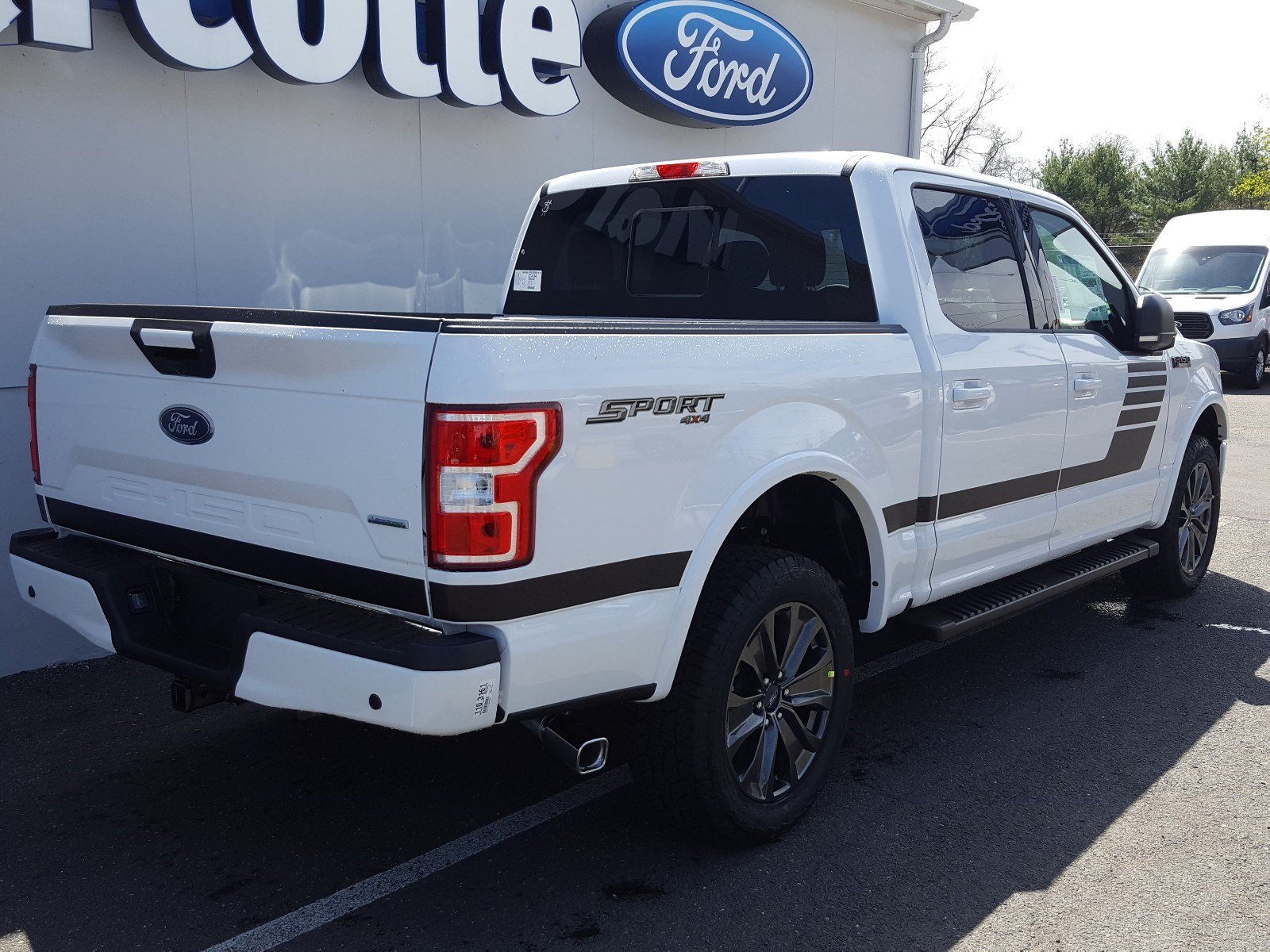 2018 F-150 SuperCrew Cab 4x4, Pickup #R7616 - photo 2
