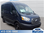 2018 Transit 250 Med Roof 4x2,  Empty Cargo Van #R7669 - photo 1