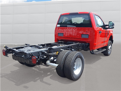 2018 F-350 Regular Cab DRW 4x4,  Cab Chassis #R7672 - photo 2
