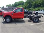 2018 F-350 Regular Cab DRW 4x4,  Cab Chassis #R7672 - photo 5