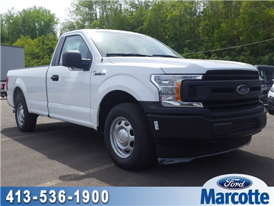 2018 F-150 Regular Cab,  Pickup #R7678 - photo 1