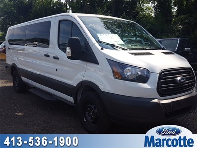 2018 Transit 350 Low Roof 4x2,  Passenger Wagon #R7730 - photo 1