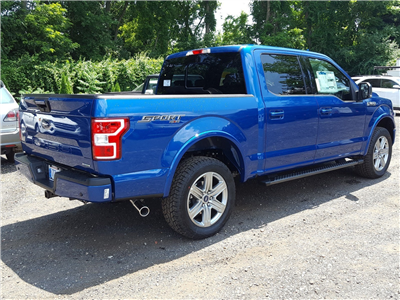 2018 F-150 SuperCrew Cab 4x4,  Pickup #R7755 - photo 2