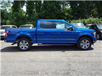 2018 F-150 SuperCrew Cab 4x4,  Pickup #R7755 - photo 3
