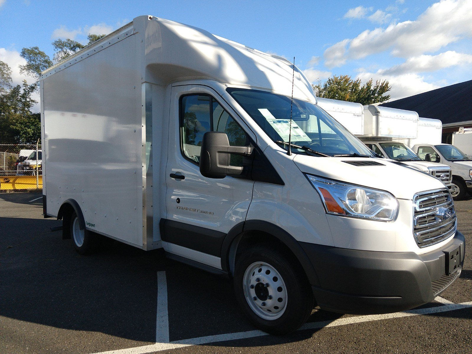 2018 Transit 350 HD DRW 4x2,  Rockport Cutaway Van #R7781 - photo 12