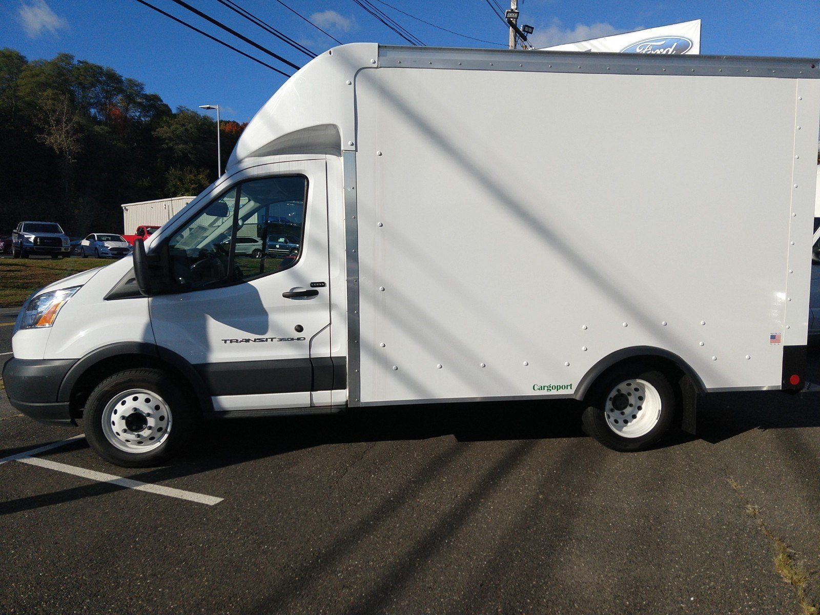 2018 Transit 350 HD DRW 4x2,  Rockport Cutaway Van #R7781 - photo 14
