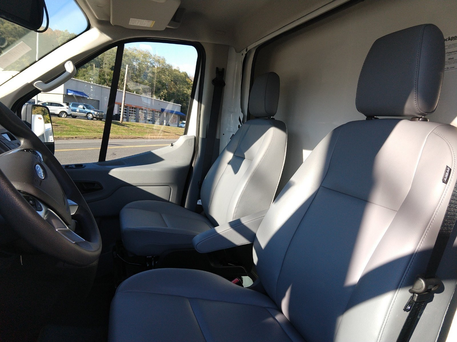 2018 Transit 350 HD DRW 4x2,  Rockport Cargoport Cutaway Van #R7781 - photo 15