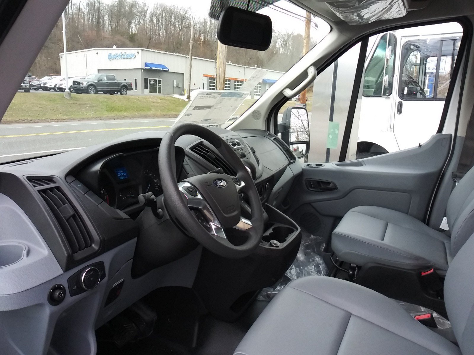 2018 Transit 350 HD DRW 4x2,  Rockport Cargoport Cutaway Van #RT165 - photo 10