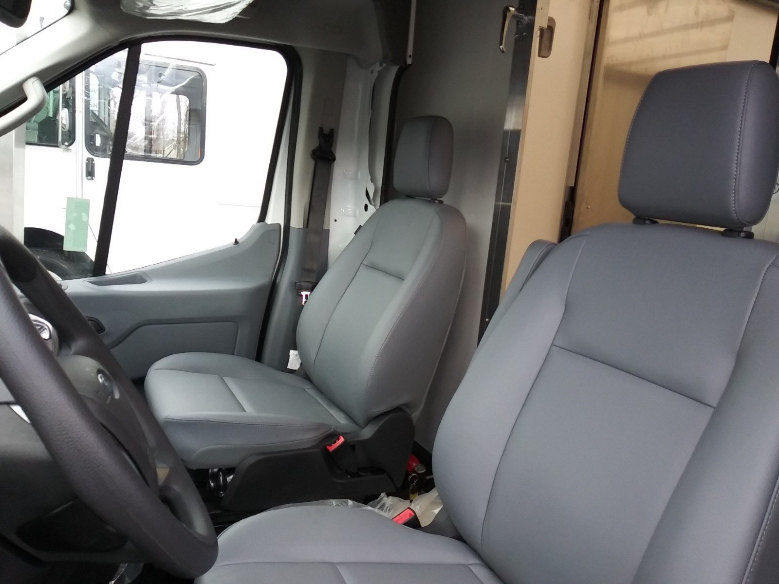 2018 Transit 350 HD DRW 4x2,  Rockport Cargoport Cutaway Van #RT165 - photo 11