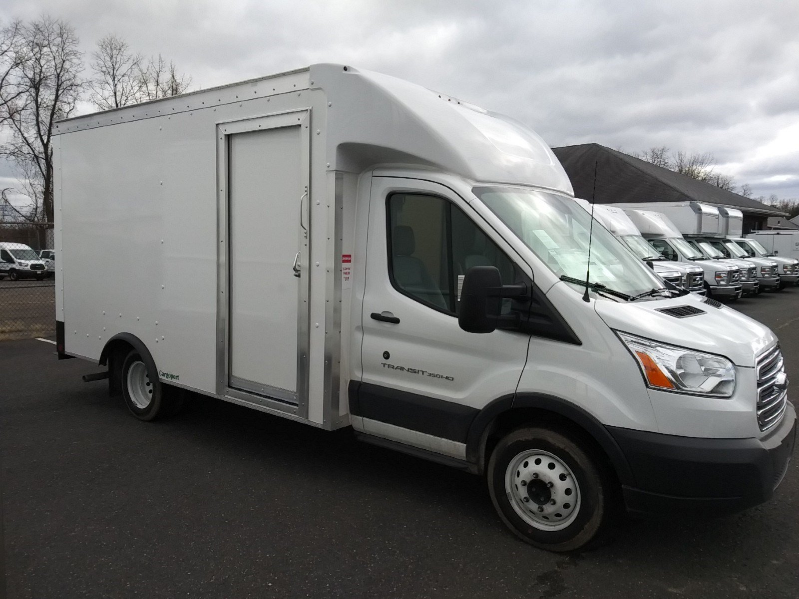 2018 Transit 350 HD DRW 4x2,  Rockport Cutaway Van #RT165 - photo 3