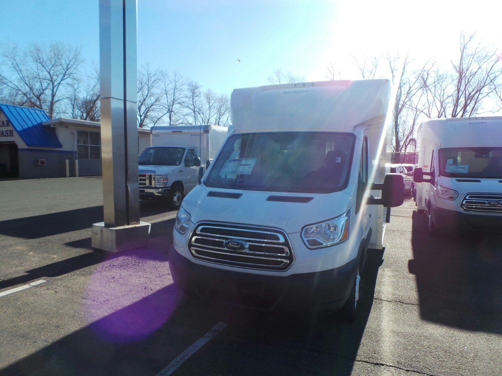 2018 Transit 350 HD DRW 4x2,  Rockport Cargoport Cutaway Van #RT183 - photo 7