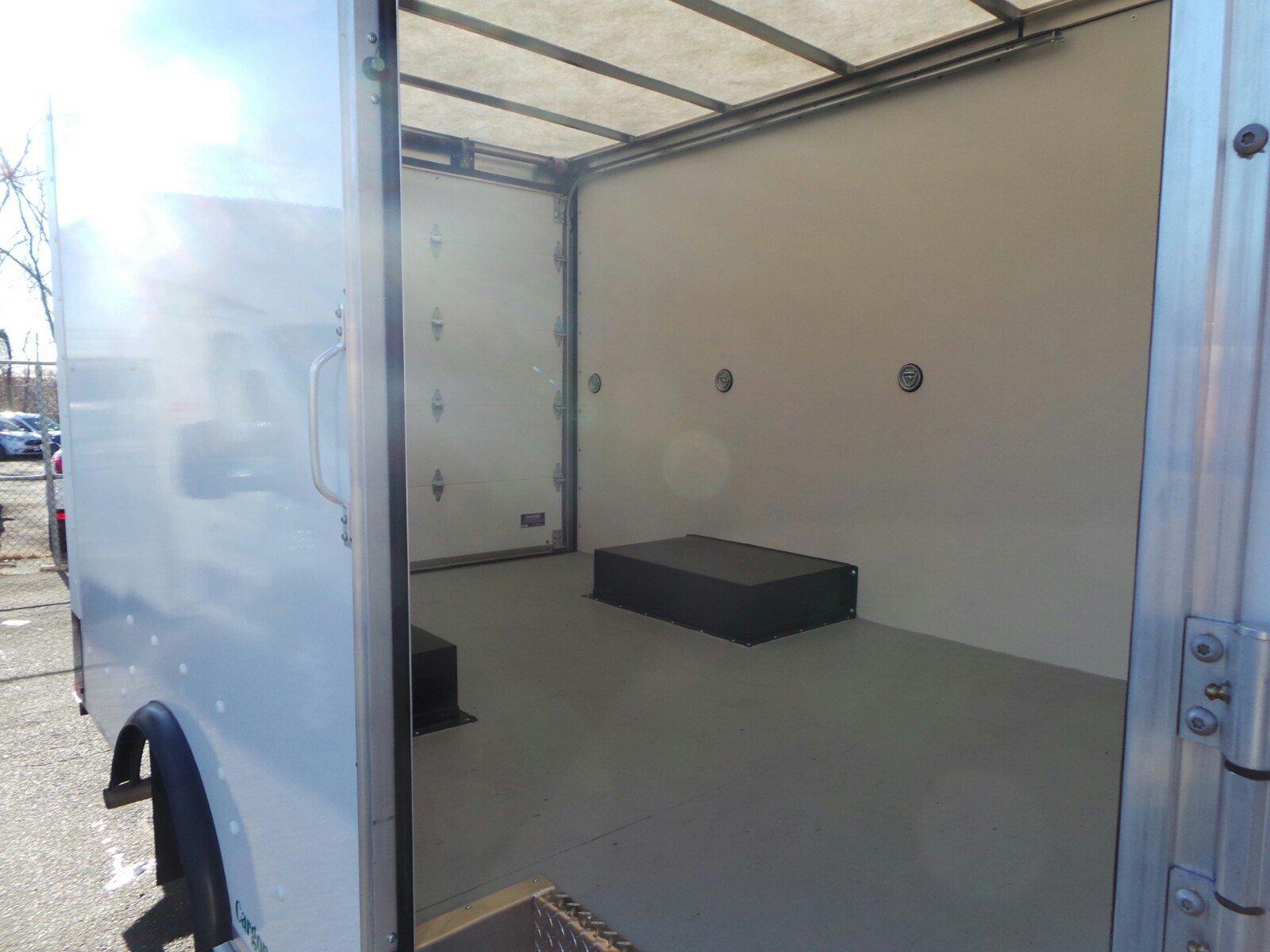 2018 Transit 350 HD DRW 4x2,  Rockport Cargoport Cutaway Van #RT183 - photo 9