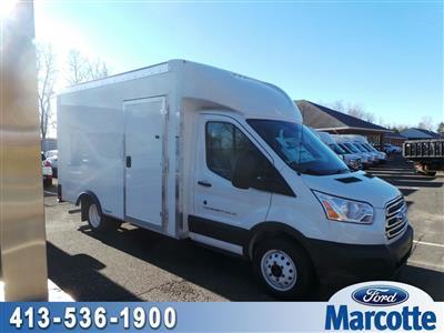 2018 Transit 350 HD DRW 4x2,  Rockport Cargoport Cutaway Van #RT183 - photo 1